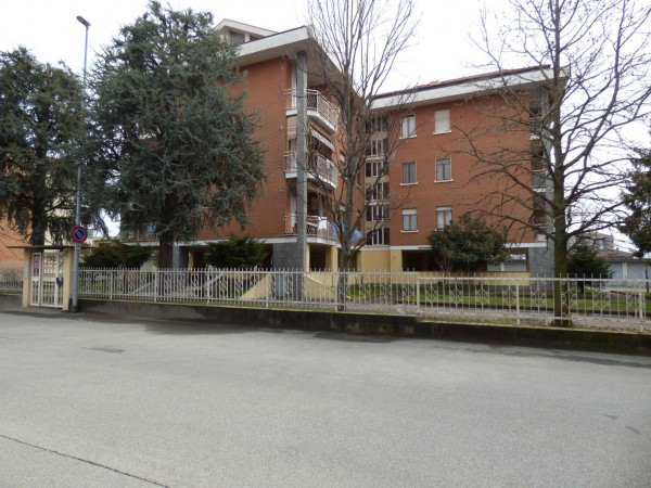 Appartamento in vendita a Mappano, Arredato, con giardino, 45 mq