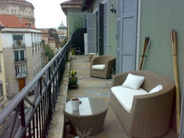 Appartamento in affitto a Milano, Donizetti, Con giardino, 170 mq - Foto 15