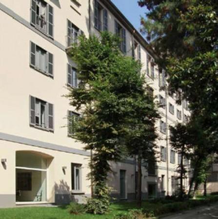 Ufficio in affitto a Milano, Palestro, 350 mq