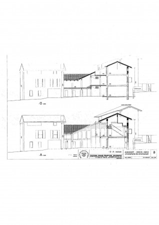 Rustico/Casale in vendita a Fagagna, San Giovanni In Colle, Arredato, con giardino, 550 mq - Foto 5