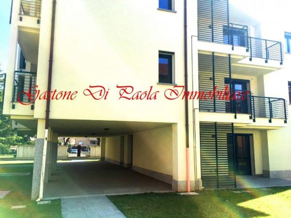 Appartamento in vendita a Mezzago, Con giardino, 74 mq - Foto 10