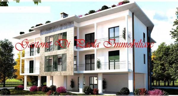 Appartamento in vendita a Mezzago, Con giardino, 74 mq - Foto 14