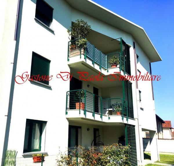 Appartamento in vendita a Mezzago, Con giardino, 74 mq - Foto 21