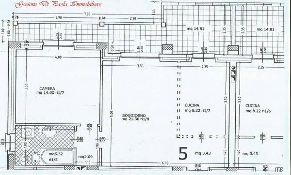 Appartamento in vendita a Mezzago, Con giardino, 74 mq - Foto 8