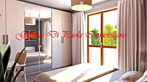 Appartamento in vendita a Mezzago, Con giardino, 74 mq - Foto 16