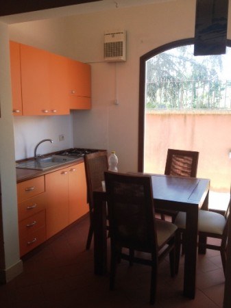 Appartamento in affitto a Sant'Agata li Battiati, Zona Ravanusa, Con giardino, 40 mq