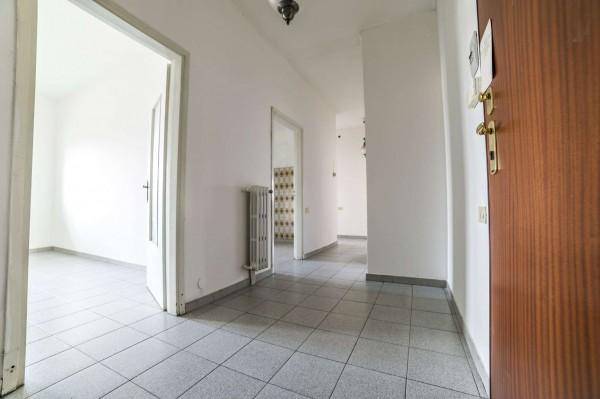 Appartamento in vendita a Torino, Falchera, Con giardino, 120 mq - Foto 15