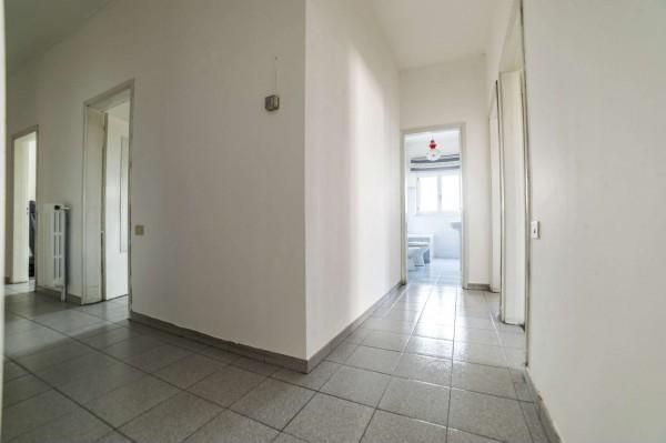 Appartamento in vendita a Torino, Falchera, Con giardino, 120 mq - Foto 13