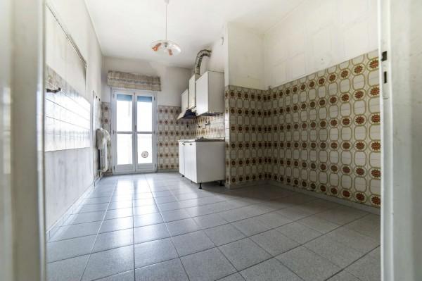 Appartamento in vendita a Torino, Falchera, Con giardino, 120 mq - Foto 12