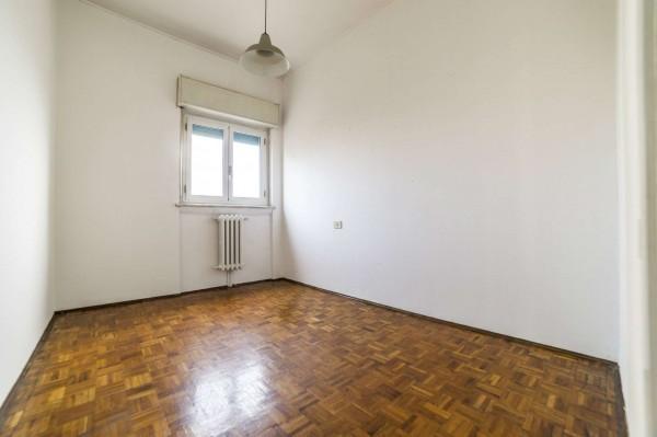 Appartamento in vendita a Torino, Falchera, Con giardino, 120 mq - Foto 10