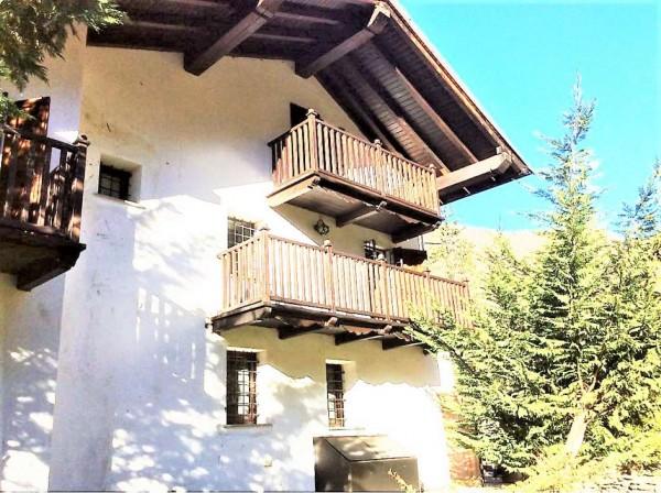 Casa indipendente in vendita a Valprato Soana, Con giardino, 179 mq