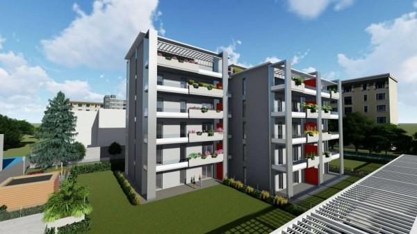Appartamento in vendita a Brescia, 156 mq
