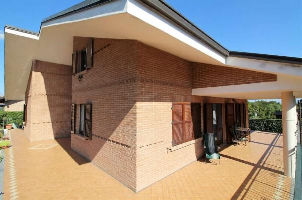 Villa in vendita a Givoletto, Con giardino, 395 mq - Foto 1
