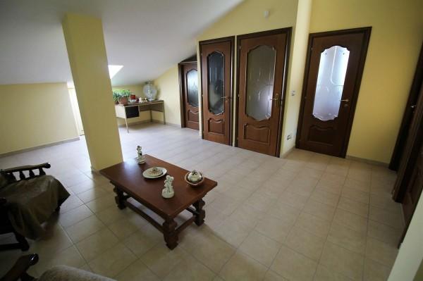 Villa in vendita a Givoletto, Con giardino, 395 mq - Foto 14