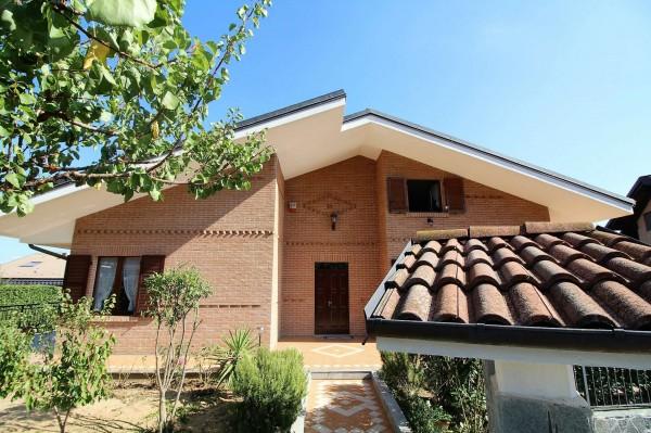 Villa in vendita a Givoletto, Con giardino, 395 mq - Foto 28