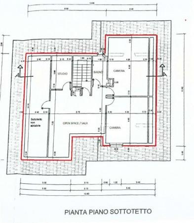 Villa in vendita a Givoletto, Con giardino, 395 mq - Foto 3