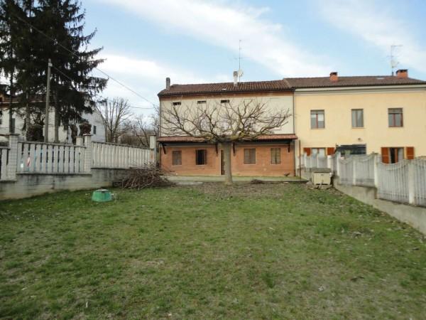 Villa in vendita a Alessandria, Valmadonna, Con giardino, 160 mq