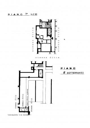 Appartamento in vendita a Milano, Affori Fn, 55 mq - Foto 3