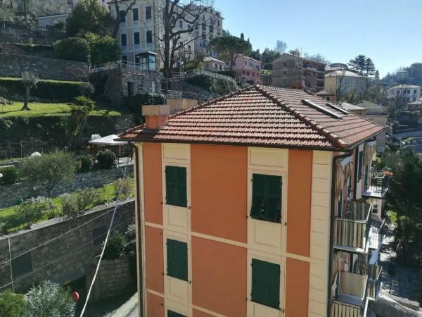 Appartamento in affitto a Camogli, Arredato, 60 mq
