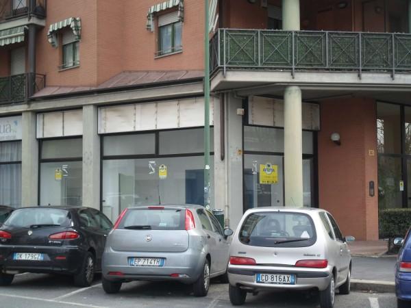 Negozio in affitto a Torino, Fiat Mirafiori, 40 mq