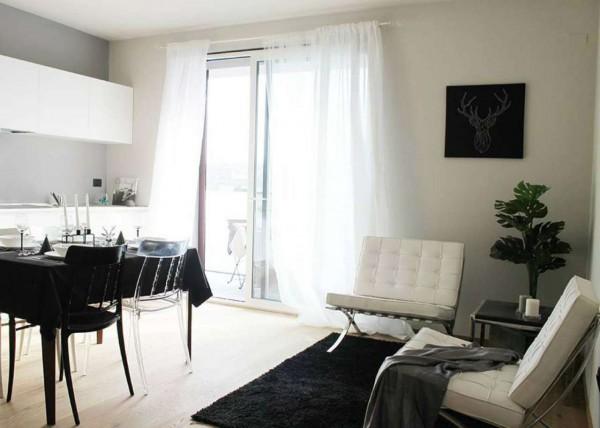 Appartamento in vendita a Milano, Piazzale  Accursio, Con giardino, 96 mq - Foto 22