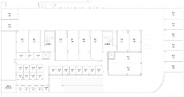 Appartamento in vendita a Milano, Piazzale  Accursio, Con giardino, 96 mq - Foto 2
