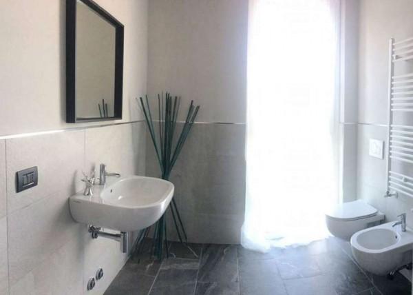 Appartamento in vendita a Milano, Piazzale  Accursio, Con giardino, 96 mq - Foto 14