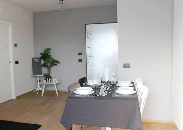 Appartamento in vendita a Milano, Piazzale  Accursio, Con giardino, 96 mq - Foto 16