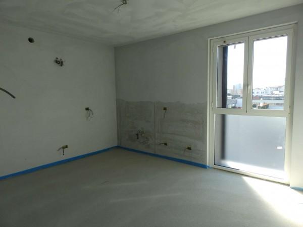 Appartamento in vendita a Milano, Piazzale  Accursio, Con giardino, 96 mq - Foto 19