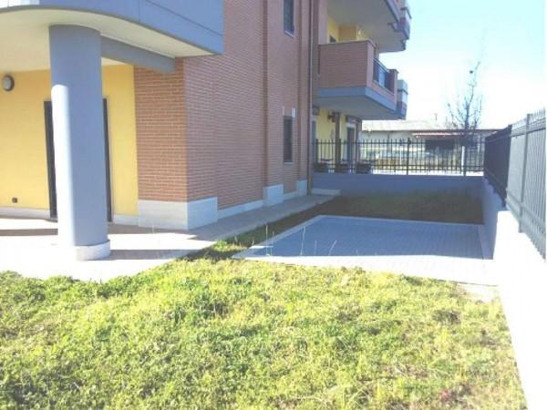Appartamento in vendita a Roma, Osteria Del Curato, Con giardino, 70 mq - Foto 3