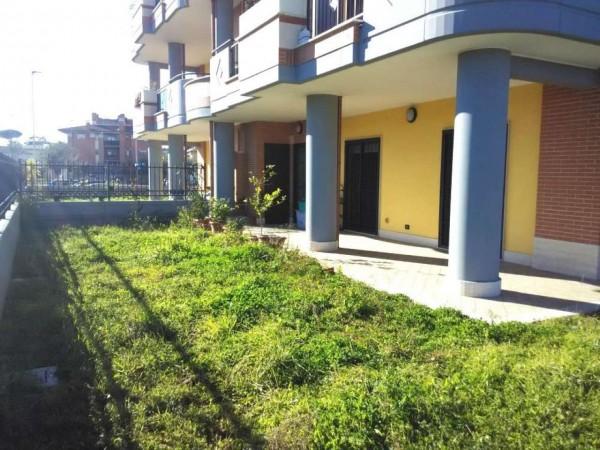 Appartamento in vendita a Roma, Osteria Del Curato, Con giardino, 70 mq - Foto 2
