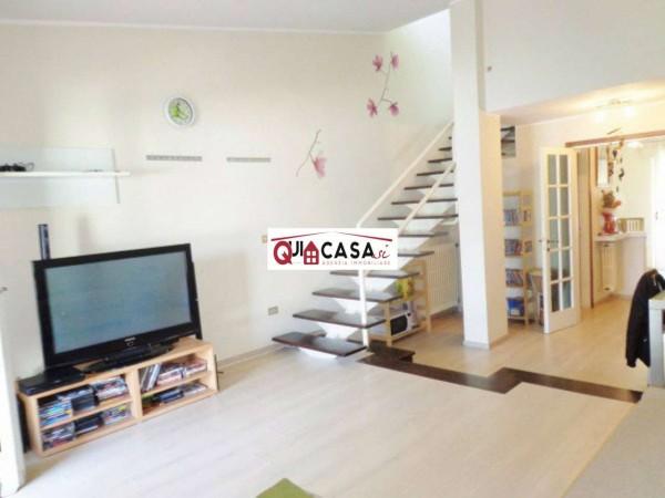 Appartamento in vendita a Lissone, Con giardino, 130 mq - Foto 8