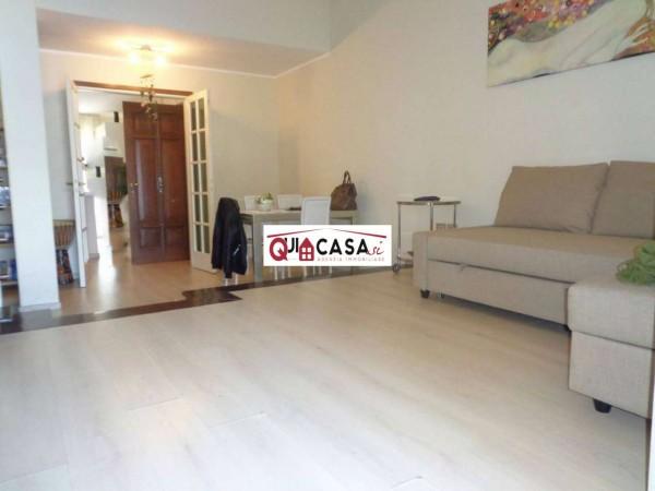 Appartamento in vendita a Lissone, Con giardino, 130 mq - Foto 13