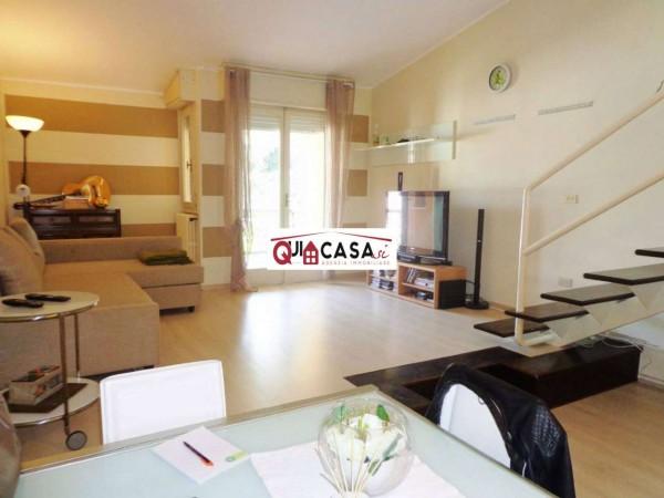 Appartamento in vendita a Lissone, Con giardino, 130 mq - Foto 12