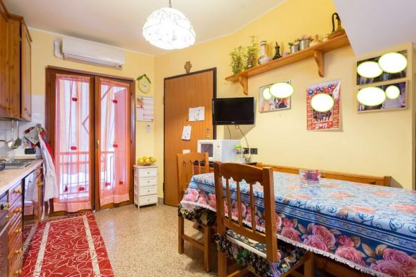 Appartamento in vendita a Cernusco sul Naviglio, Con giardino, 95 mq
