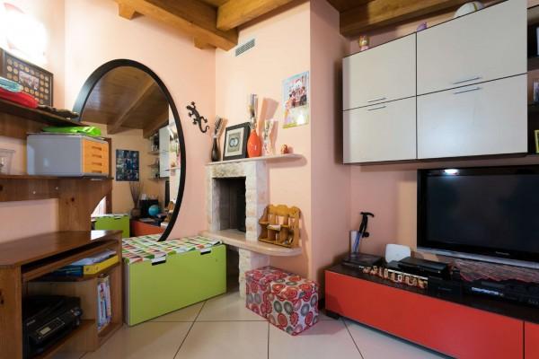 Appartamento in vendita a Cernusco sul Naviglio, Con giardino, 104 mq - Foto 22