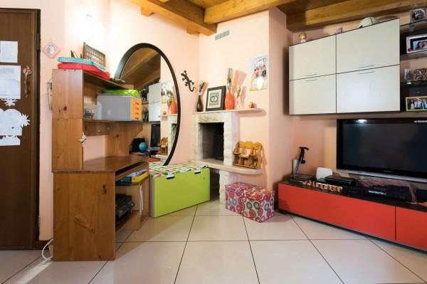 Appartamento in vendita a Cernusco sul Naviglio, Con giardino, 104 mq - Foto 2