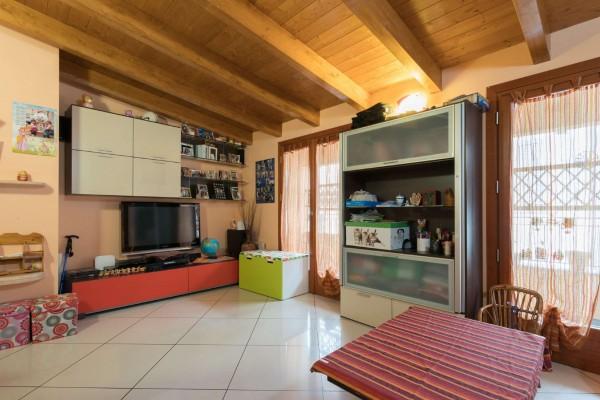 Appartamento in vendita a Cernusco sul Naviglio, Con giardino, 104 mq - Foto 17