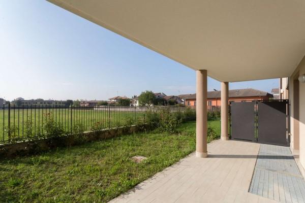 Appartamento in vendita a Cernusco sul Naviglio, Con giardino, 138 mq - Foto 27