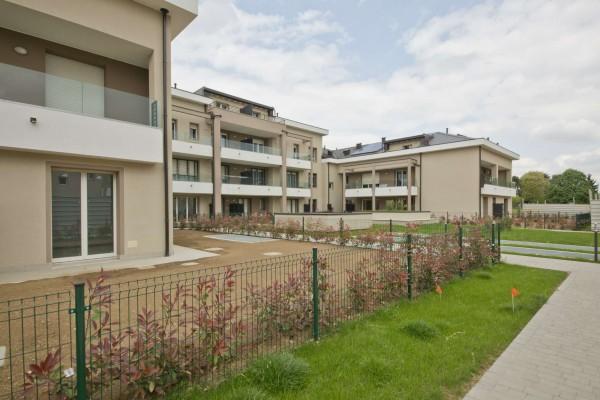 Appartamento in vendita a Cernusco sul Naviglio, Con giardino, 138 mq - Foto 11