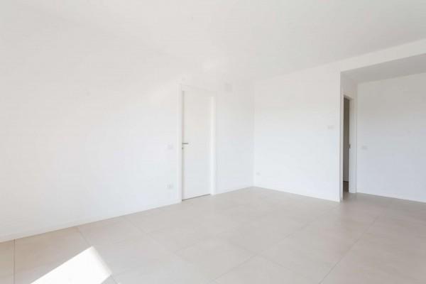 Appartamento in vendita a Cernusco sul Naviglio, Con giardino, 138 mq - Foto 24