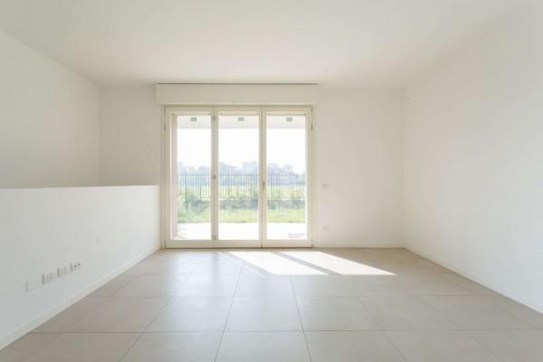 Appartamento in vendita a Cernusco sul Naviglio, Con giardino, 138 mq - Foto 25