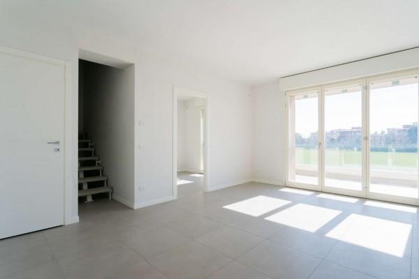 Appartamento in vendita a Cernusco sul Naviglio, Con giardino, 154 mq - Foto 27