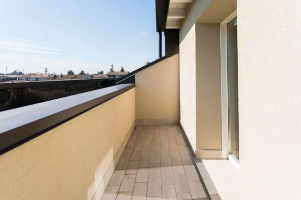 Appartamento in vendita a Cernusco sul Naviglio, Con giardino, 154 mq - Foto 14