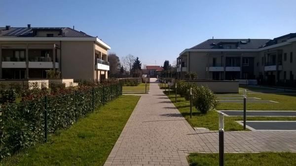 Appartamento in vendita a Cernusco sul Naviglio, Con giardino, 154 mq - Foto 9