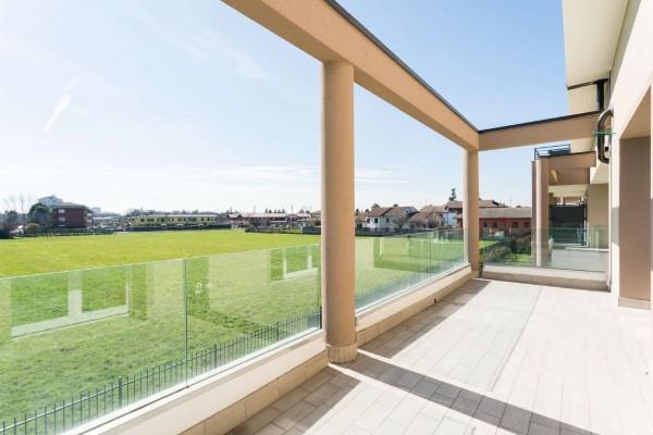 Appartamento in vendita a Cernusco sul Naviglio, Con giardino, 154 mq - Foto 21