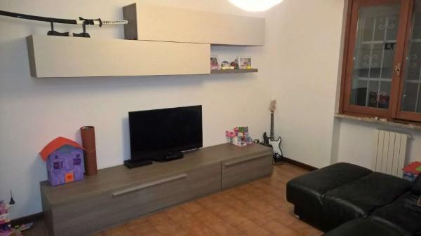 Appartamento in affitto a Cornaredo, Arredato, con giardino, 55 mq