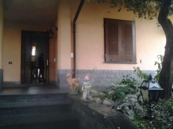 Villa in affitto a Santo Stefano Ticino, Con giardino, 400 mq