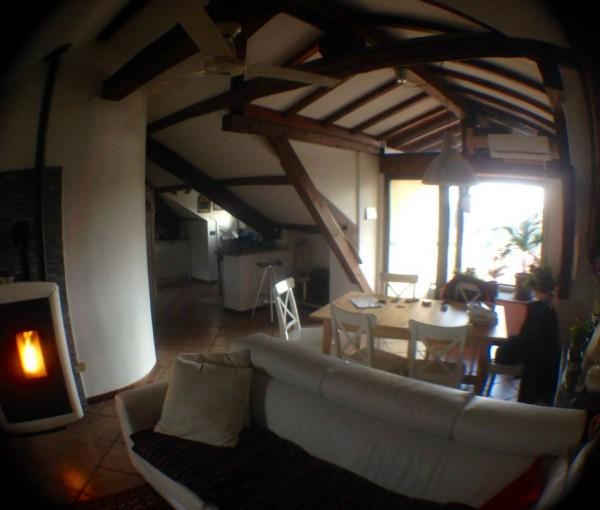 Appartamento in vendita a Sumirago, Arredato, 80 mq - Foto 3