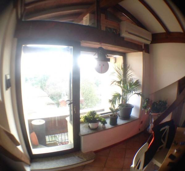 Appartamento in vendita a Sumirago, Arredato, 80 mq - Foto 6